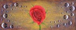 Wet Rose, SOLD