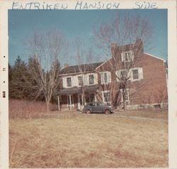 Entriken Mansion Side View
