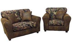 Tween #850L Love & #851C Chair  - Pinto/Harvest