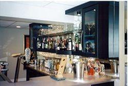 Custom Built Bar - 6