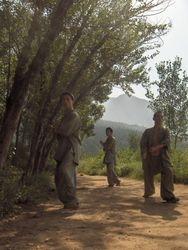 jibengong en Songshan, Wugulun Shaolin