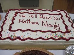 Mother Mandy Farewell