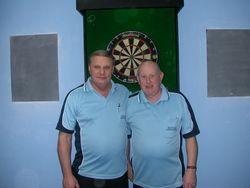 Mens A Grade Doubles Runners Up