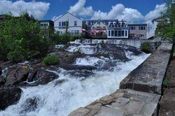 Waterfall, Camden, ME