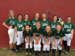 Girls Softball Team