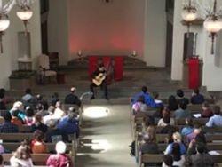 Dani's solo recital at St.Thomas, New Haven, 2018.