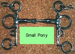 Small Pony Bit