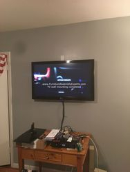 TV wall installation service in forestville MD