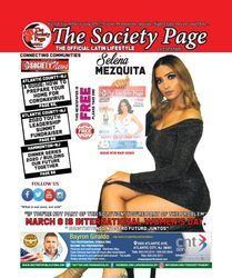 The Society Page en Espanol IssueN116 March 2020