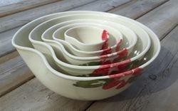 Clematis Nesting Bowl Set