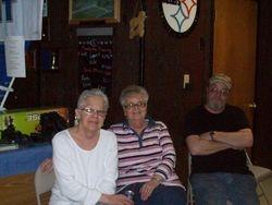 Ruth, Peg, Davie