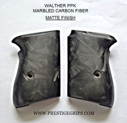 WALTHER PPK smooth MARBLED MATTE CF