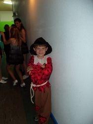 Joseph posing!