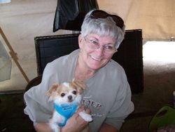Kiwi and his new mom