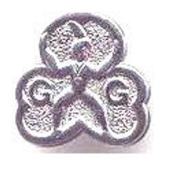 1973 Brownie Promise Badge