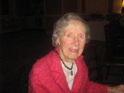 Mrs. M. Jakcovic at St. Nicholas Dinner