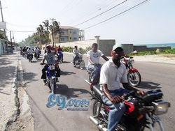 Moto parade