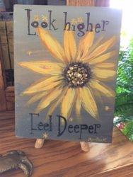 Sunflower Motivation