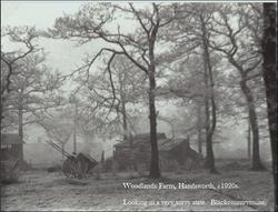 Woodlands Farm, Handsworth. c1920s
