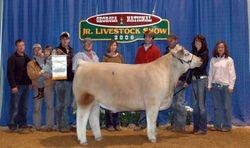 2009 Georgia National Junior Livestock Show