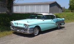 Buick Super hardtop 1958