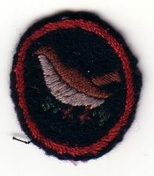 1910-1950s Patrol Emblem (Thrush)