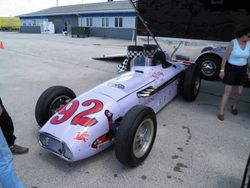 Mark Ulinski - McKay Kurtis 500G Offy