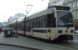 Wiener Lokalbahn Tram-Train 406.