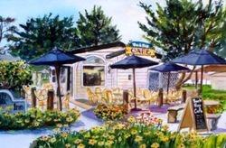 Back Bay Café, Los Osos