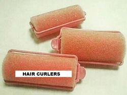 SPONGE HAIR CURLER