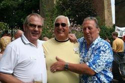 Tony 'Banger' Walsh, Bazal 'Romany' Riley, Ringo Rigby