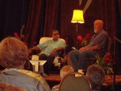 Deepak and Guest Speaker