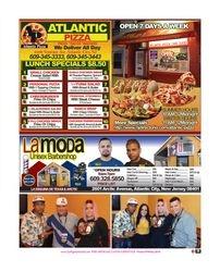 Atlantic Pizza / La moda