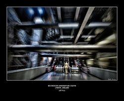 Westminster Underground Station London - England