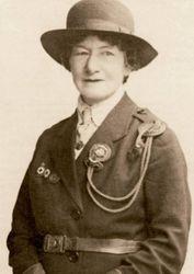 Agnes Baden-Powell, Founder of Guiding