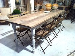 SOLD  #18/218 Farmhouse Table SOLD