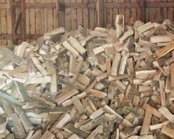 Stored Indoors - Premium Ozaukee Firewood