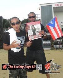 PUERTO RICAN FESTIVAL EN PLEASANTVILLE , NJ 2014