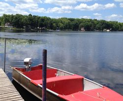 Water at Dock