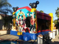 MICKEY MOUSE AND FRIENDS CLUB HOUSE 5 IN 1