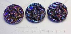 Czech buttons, contemporary