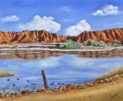 Ivins Reservoir