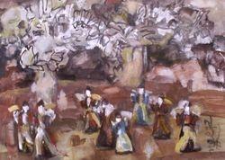 Ancient Dance, 1972