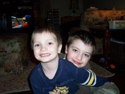 Luke & Andrew