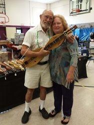 Jon and Betty Harris