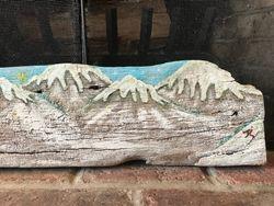 Ski Mountain sign