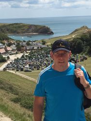 Coastal walk from Lulworth Cove