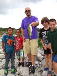 Goin Fishin with Josh!