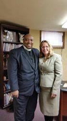 District Superintendent & Mother Jackson