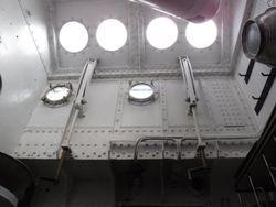 Skylight - Port side